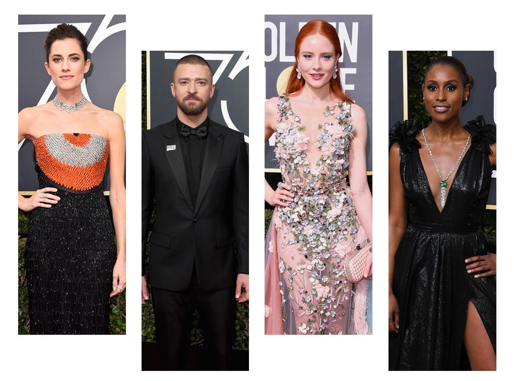 ESC: Golden Globe Awards, Style