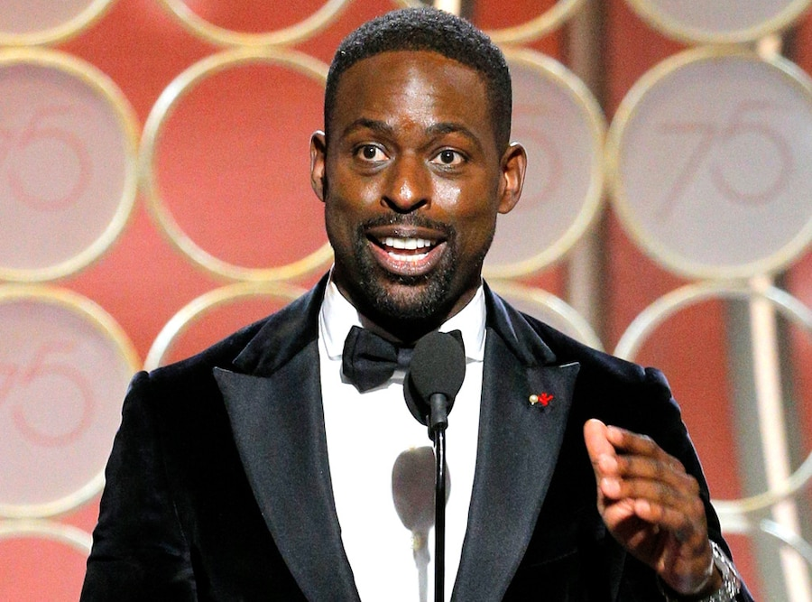 Sterling K. Brown, 2018 Golden Globes, Winners