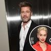 Brad Pitt Bid $120,000 to Watch <i>Game of Thrones</i> With Emilia Clarke, but Sadly Lost