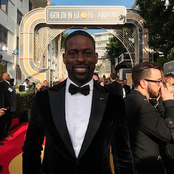 Sterling K. Brown, 2018 Golden Globes
