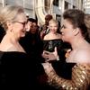Meryl Streep, Kelly Clarkson, 2018 Golden Globes