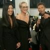 Meryl Streep, Ai-jen Poo, Golden Globes