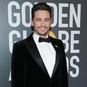 James Franco, 2018 Golden Globes, Red Carpet Fashions