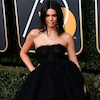 Kendall Jenner, 2018 Golden Globes, Red Carpet Fashions