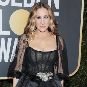Sarah Jessica Parker, 2018 Golden Globes, Red Carpet Fashions