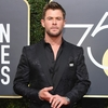 Chris Hemsworth, 2018 Golden Globes, Red Carpet Fashions