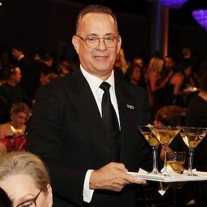 Tom Hanks, 2018 Golden Globes