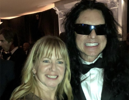Tonya Harding And Tommy Wiseau Make For One Dynamic Duo At