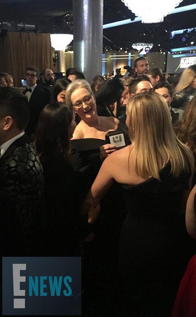 Exclusive 2018 Golden Globes Photos