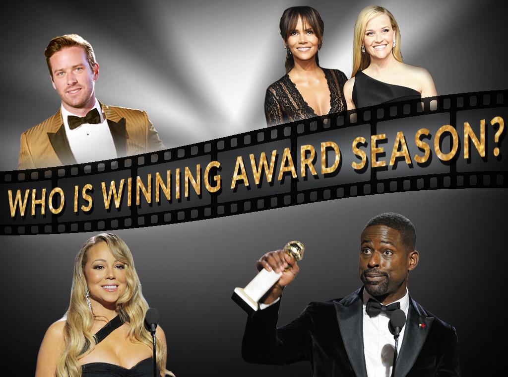 Who Is Winning Award Season?, 2018 Golden Globes