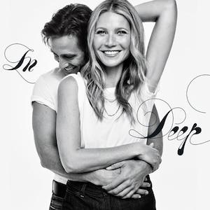 Gwyneth Paltrow, Brad Falchuk, Goop Magazine