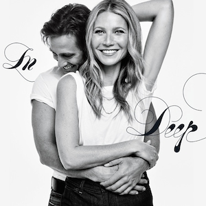 Gwyneth Paltrow, Brad Falchuk, Goop Magazine