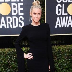 ESC: Kristin Cavallari, Golden Globes 2018 Beauty Diary
