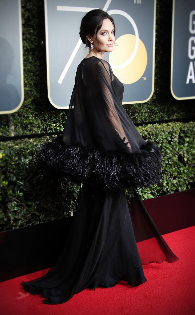 ESC: Details, Angelina Jolie