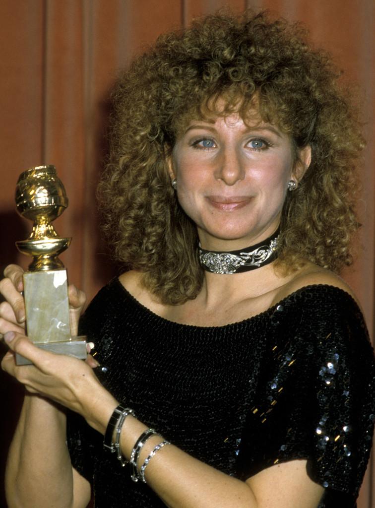 Barbra Streisand, Golden Globes 2018