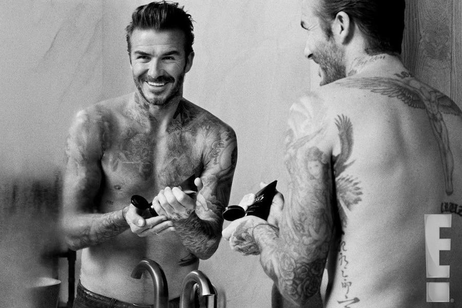 ESC: David Beckham, House 99