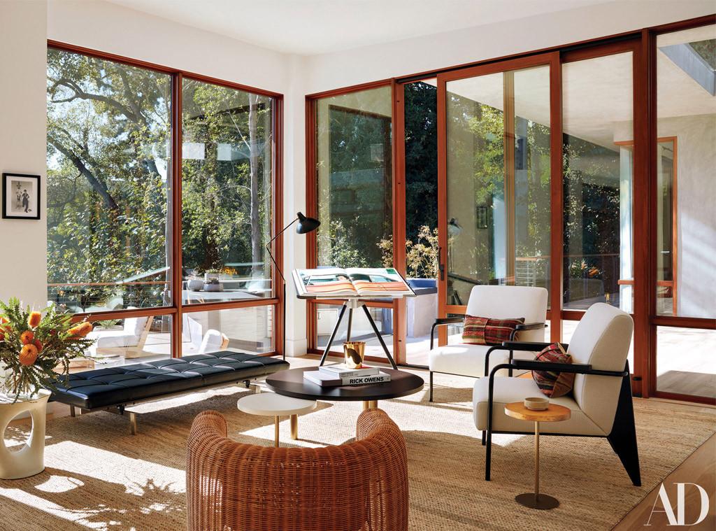 Ricky Martin, AD, Architectural Digest, Jwan Yosef, Matteo Martin, Valentino Martin