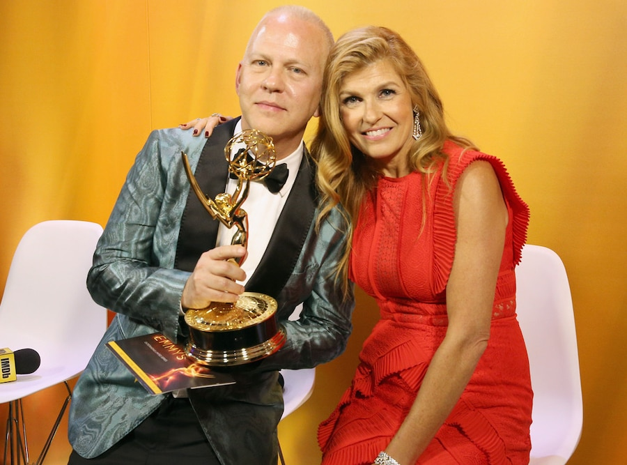Connie Britton, Ryan Murphy