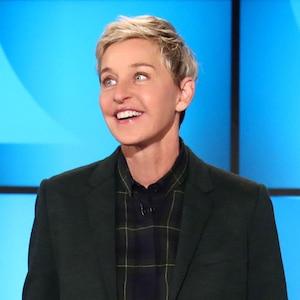 Ellen DeGeneres, 2018 Golden Globes