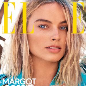 Margot Robbie, Elle Magazine