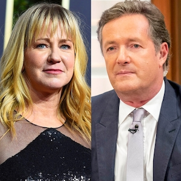 Tonya Harding, Piers Morgan
