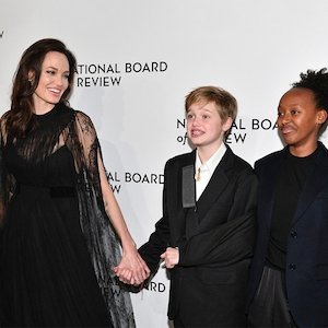 Angelina Jolie, Zahara, Shiloh