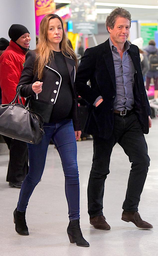 Hugh Grant Expecting H...
