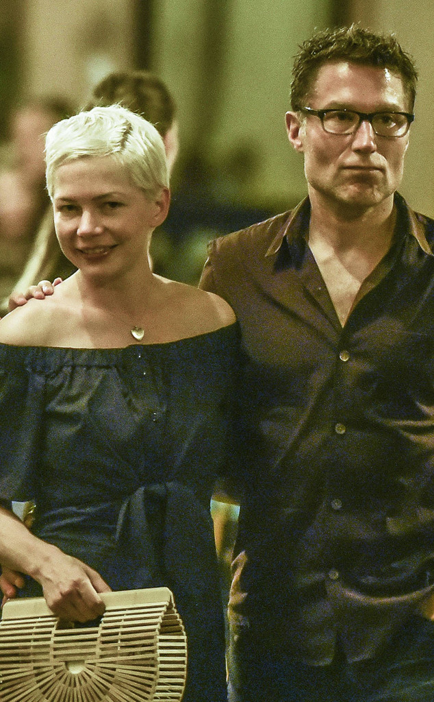 Is Michelle Williams E... Michelle Williams Engagement