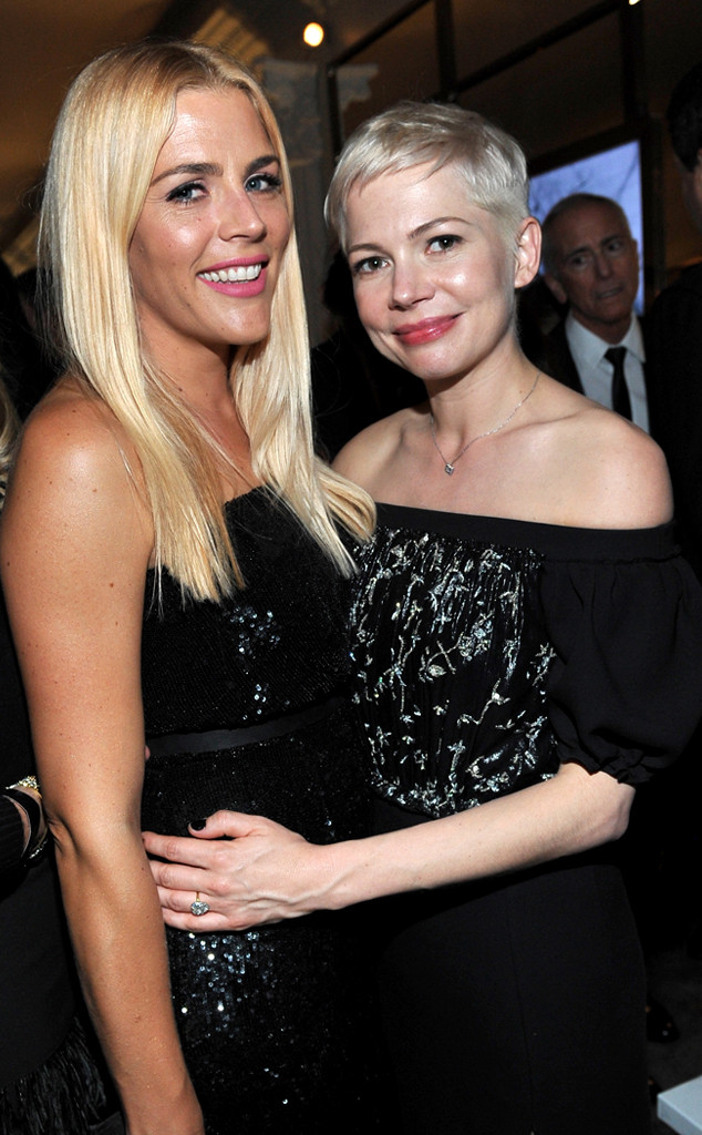 Michelle Williams, ring