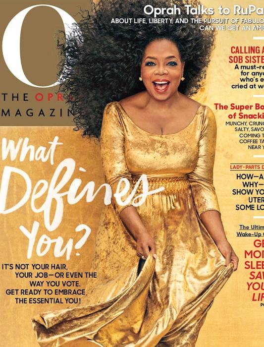 Oprah Winfrey, O Magazine