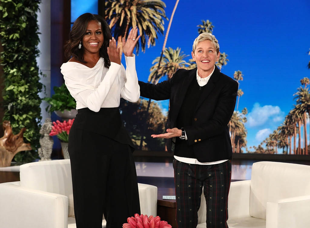 Michelle Obama Reveals What Life is Like Outside the White House