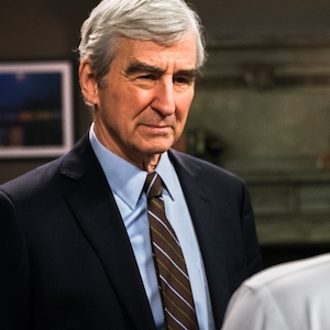 Law and Order: SVU, Sam Waterston