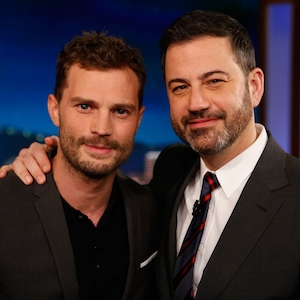 Jamie Dornan, Jimmy Kimmel