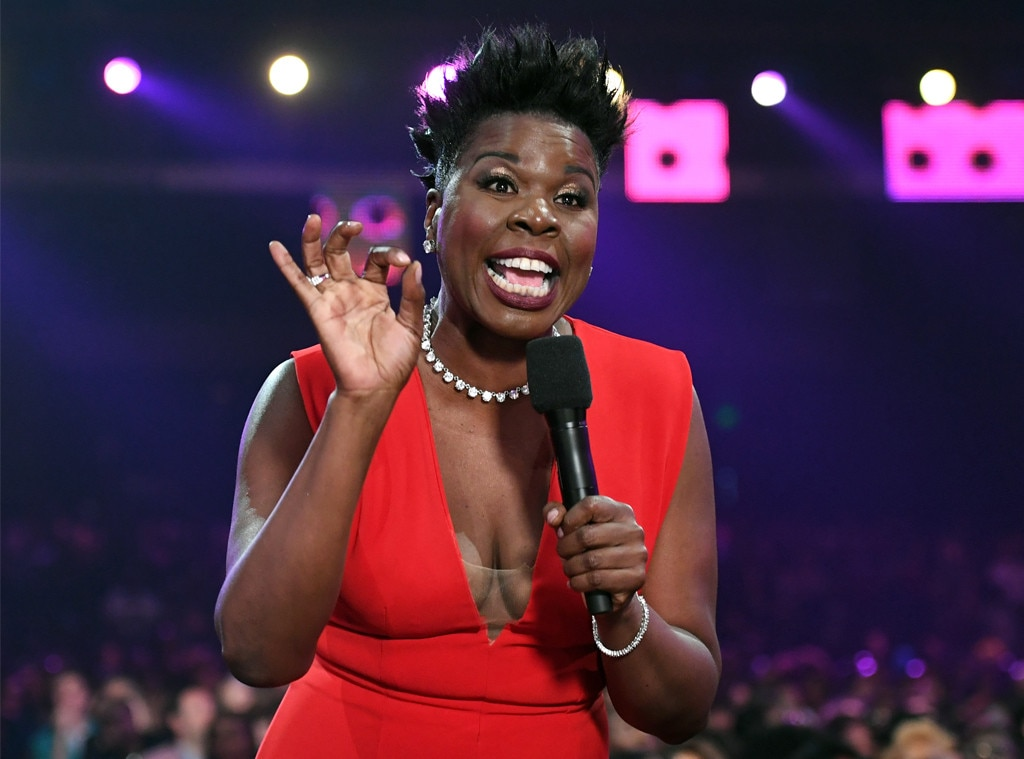 Leslie Jones Live-Tweeting the Olympics Should Be Its Own Olympic Sport