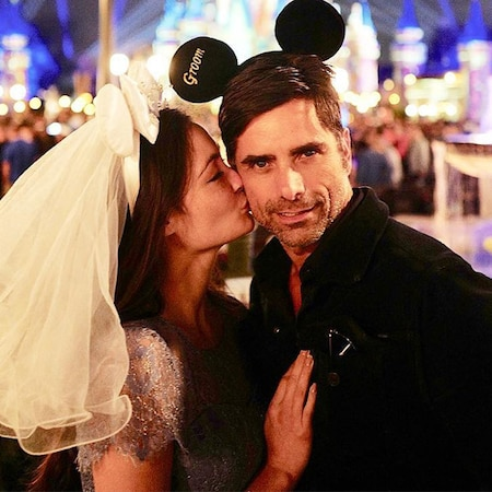 rs 600x600 180210173205 600.john stamos caitlin mchugh disney.ct.021018 - John Stamos and Caitlin McHugh Honeymoon at Walt Disney World