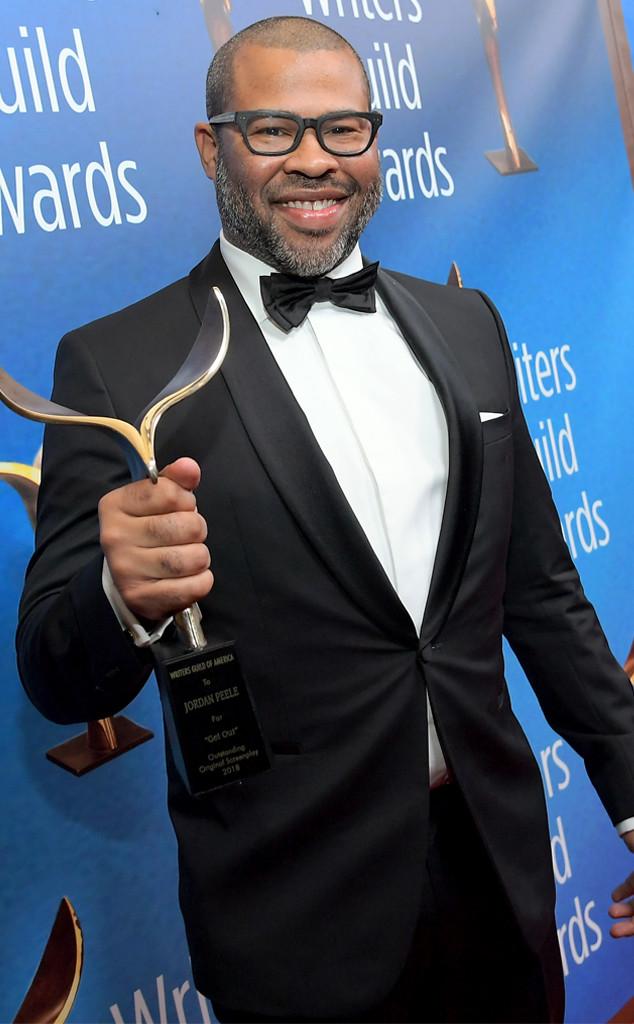 Jordan Peele, 2018 Writers Guild Awards
