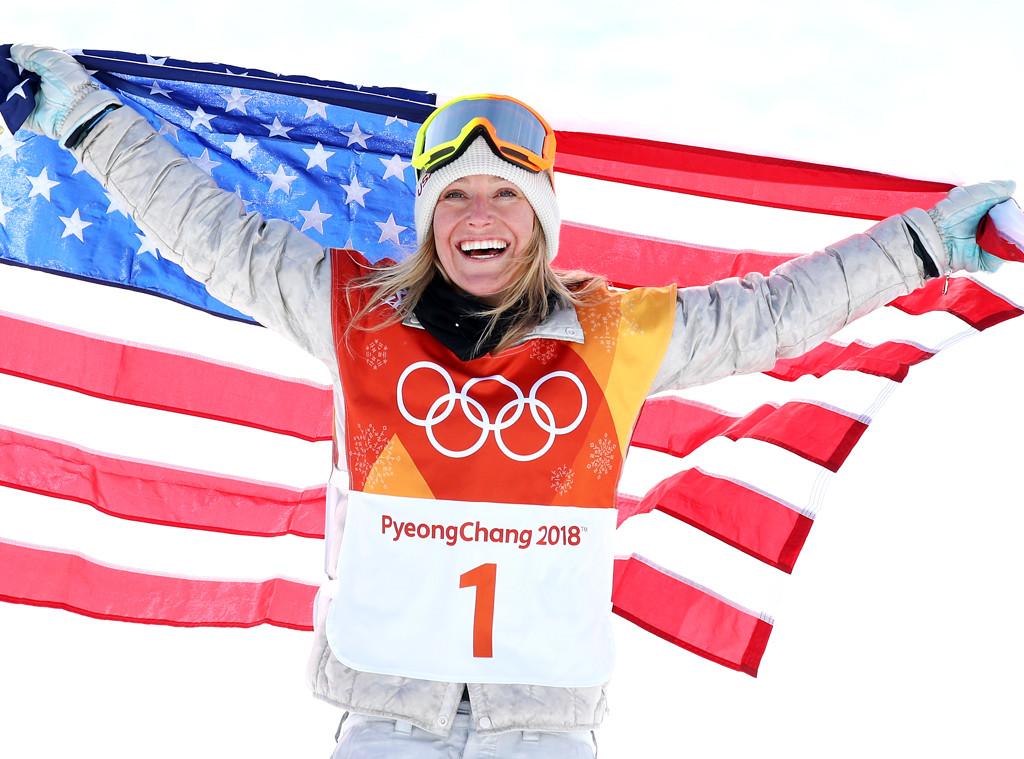 Jamie Anderson, 2018 Winter Olympics