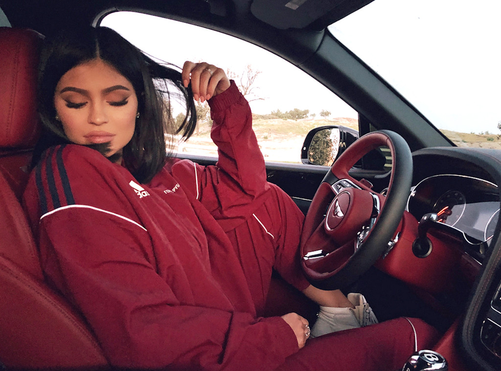 Kylie Jenner Is Officially Back On Instagram With A Sultry