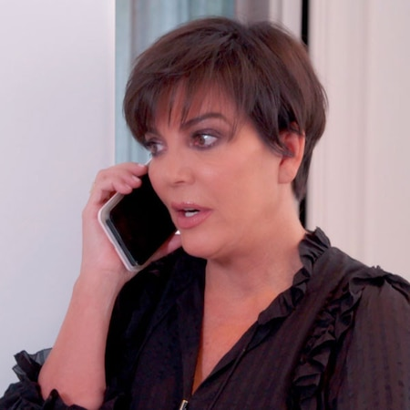 """rs 600x600 180212095910 KendallKris600  - Kendall Jenner Calls Kris in the Middle of an Anxiety Attack on Keeping Up With the Kardashians: """"It's an Emergency"""""""