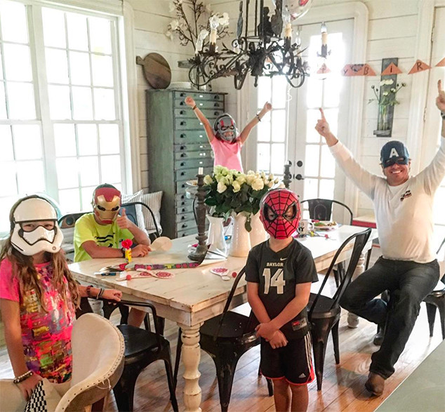 Chip Gaines, Joanna Gaines, Kids