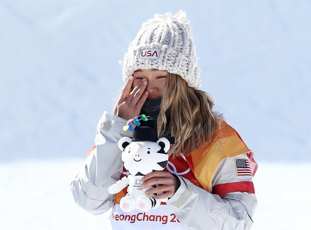 Chloe Kim, 2018 Winter Olympics