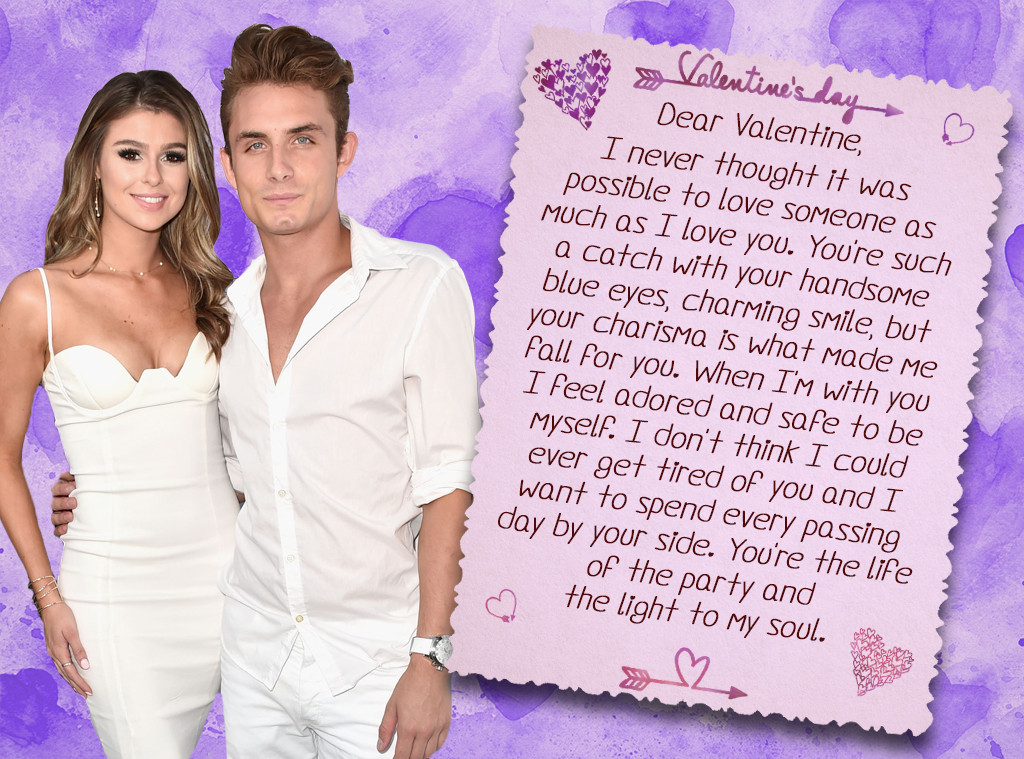 Vanderpump Rules Valentine's, Raquel Leviss to James Kennedy
