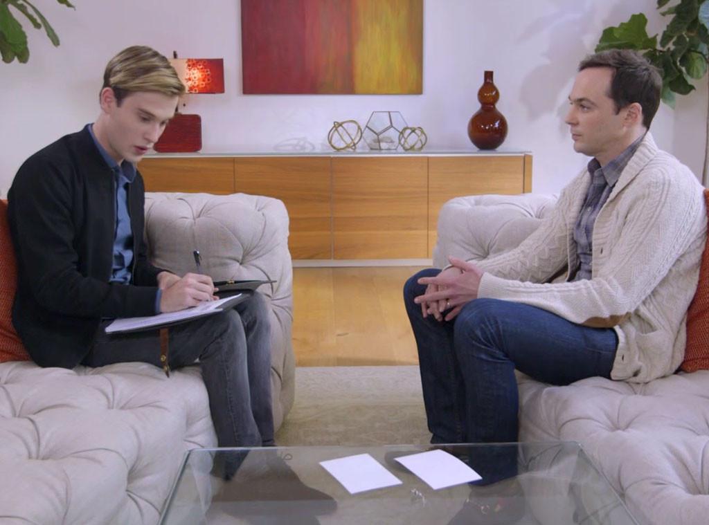 Jim Parsons, Hollywood Medium With Tyler Henry
