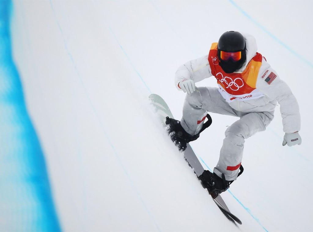 Shaun White 2018 Winter Olympics