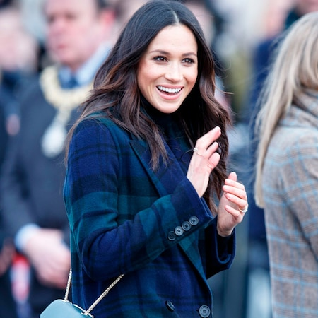 Meghan Markle Gets Official Royal Aide Ahead of May Wedding to Prince Harry