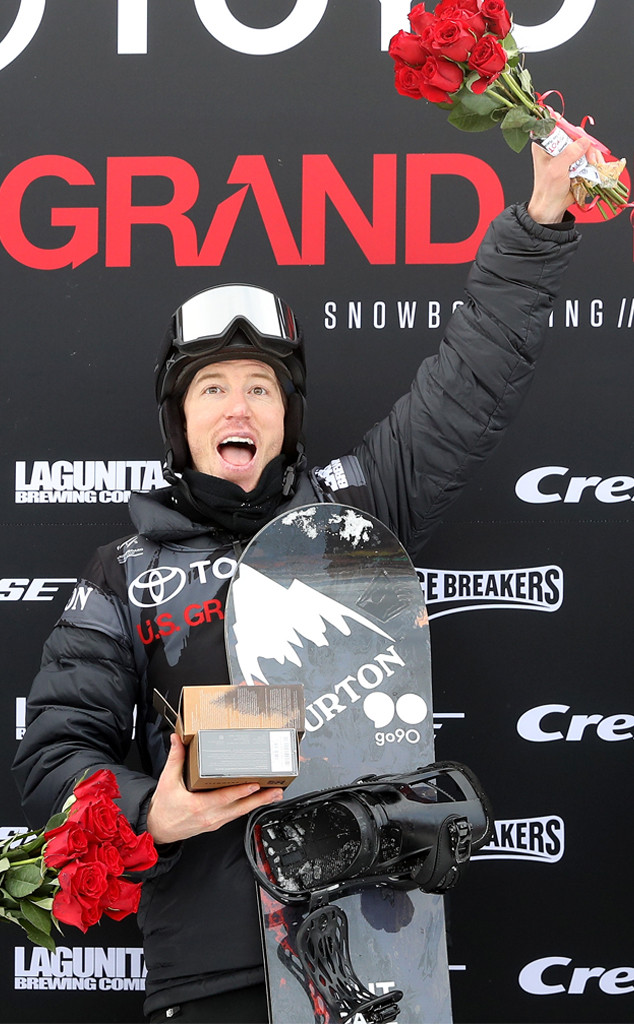 Shaun White, 2018 U.S. Grand Prix
