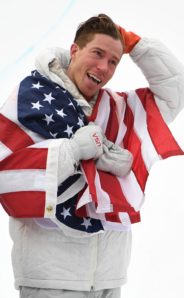 Shaun White, 2018 Winter Olympics