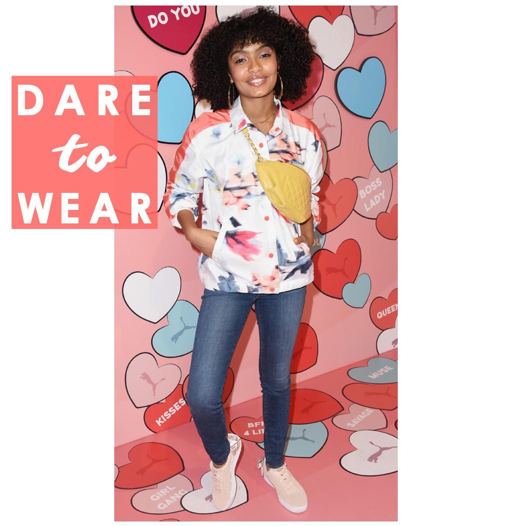 ESC: Dare to Wear, Yara Shahidi