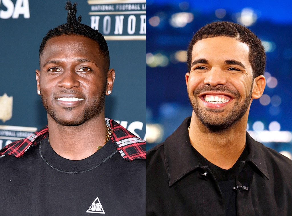 Drake and Antonio Brown Treat Miami Hotel Maid to $10000 Shopping Spree