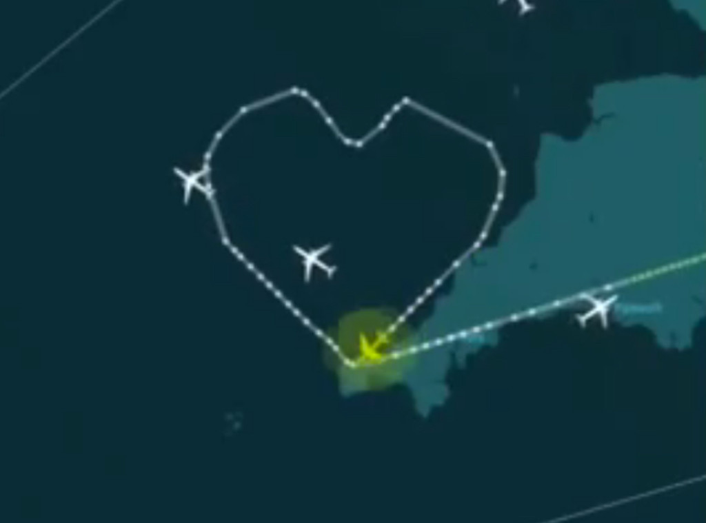 Virgin Atlantic Heart Airbus